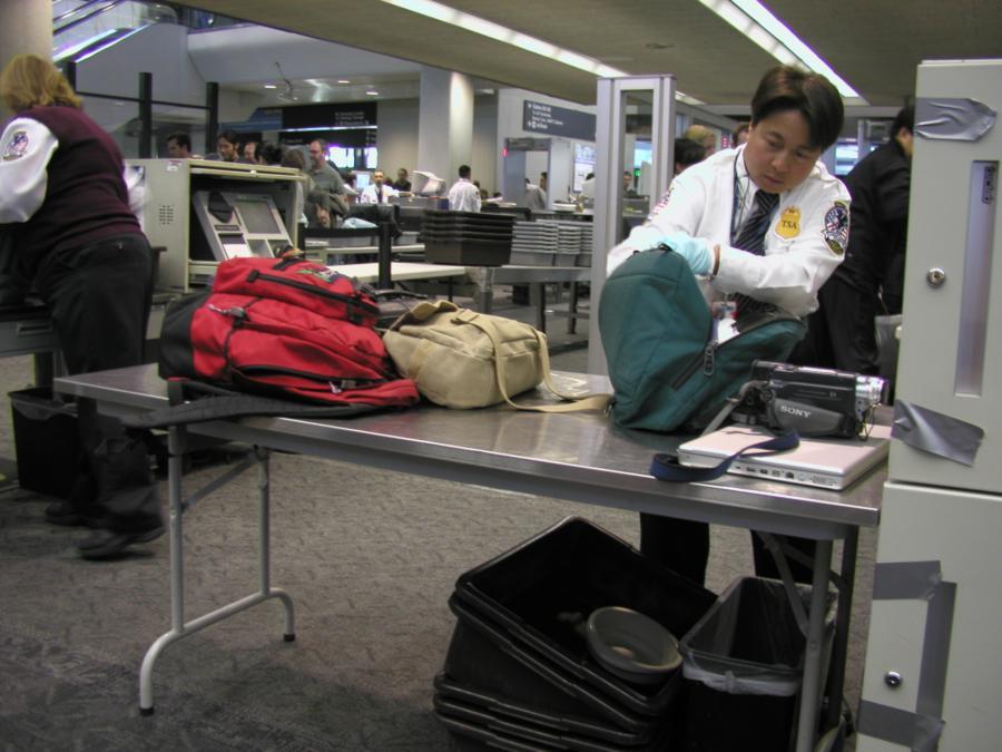 Airport Security Viagra